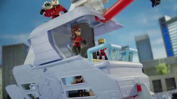 Incredibles 2 Junior Supers TV Spot, 'Hydroliner Playset' - Thumbnail 5