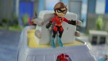 Incredibles 2 Junior Supers TV Spot, 'Hydroliner Playset' - Thumbnail 6