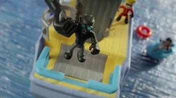 Incredibles 2 Junior Supers TV Spot, 'Hydroliner Playset' - Thumbnail 7