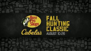 Bass Pro Shops Fall Hunting Classic TV Spot, 'Camo Apparel and Garmin GPS' - Thumbnail 7