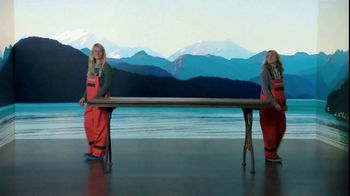 Microsoft Surface Go TV Spot, 'The Salmon Sisters' Song by Garbage
