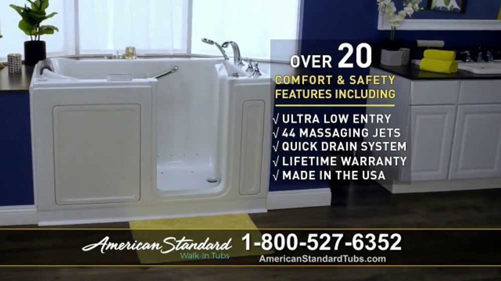 American Standard Tv Commercial Safe Solution Ispot Tv