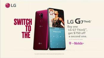 LG G7 ThinQ TV Spot, 'Poolside: $750 Back' Song by Black Box - Thumbnail 9