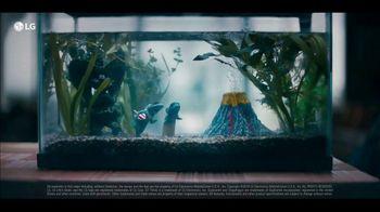 LG G7 ThinQ TV Spot, 'Poolside: $750 Back' Song by Black Box - Thumbnail 4