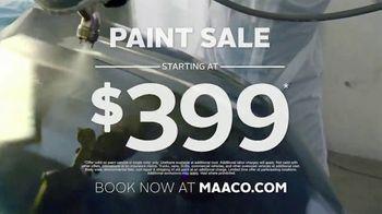 Maaco Paint Sale TV Spot, 'Drive Thru Problem' - Thumbnail 8