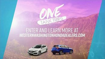 Honda One Tank Trips Sweepstakes TV Spot, 'Hit the Road' [T2] - Thumbnail 8