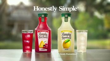 Simply Beverages TV Spot, 'Summer Shower' - Thumbnail 4