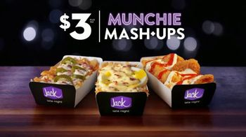 Jack in the Box $3 Munchie Mash-Ups TV Spot, 'When the Days Turns to Night' - Thumbnail 8