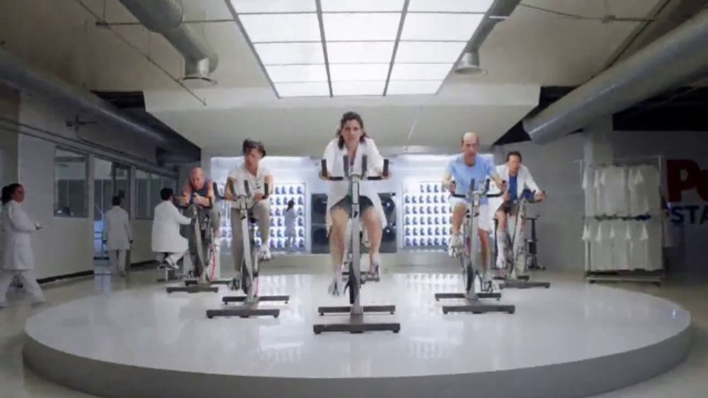 Persil ProClean 2in1 Odor Fighter TV Commercial, 'Trabajando duro'