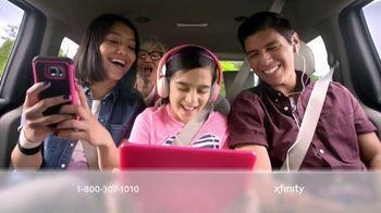 XFINITY TV Spot, 'Customizable Streaming: TV & Internet' - Thumbnail 5