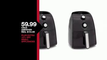 Macy's One Day Sale TV Spot, 'Fine Jewelry, Pillows and AirFryer' - Thumbnail 8