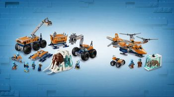 LEGO City TV Spot, 'Arctic Explorers: Frozen Mammoth' - Thumbnail 10