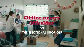 Office Depot OfficeMax TV Spot, 'Go Back With $1 Supplies: Drop Off' - Thumbnail 1