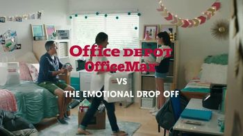 Office Depot OfficeMax TV Spot, 'Go Back With $1 Supplies: Drop Off' - Thumbnail 2