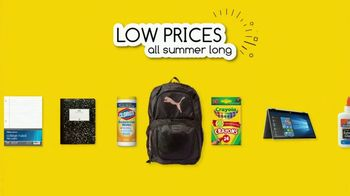 Office Depot OfficeMax TV Spot, 'Go Back With $1 Supplies: Drop Off' - Thumbnail 7