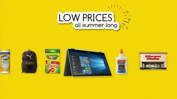 Office Depot OfficeMax TV Spot, 'Go Back With $1 Supplies: Drop Off' - Thumbnail 8