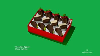 Edible Arrangements National Dipped Fruit Month TV Spot, 'Way to Go-ible'