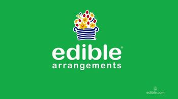 Edible Arrangements National Dipped Fruit Month TV Spot, 'Way to Go-ible' - Thumbnail 1