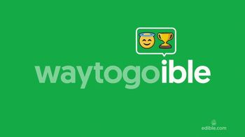 Edible Arrangements National Dipped Fruit Month TV Spot, 'Way to Go-ible' - Thumbnail 5