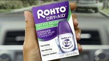 Rohto Dry-Aid TV Spot, 'Going Crazy' - Thumbnail 4