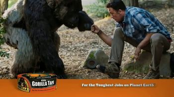 Gorilla Heavy Duty Spray Adhesive TV Spot, 'Neighbor' - Thumbnail 9