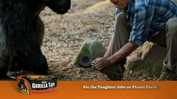 Gorilla Heavy Duty Spray Adhesive TV Spot, 'Neighbor' - Thumbnail 8