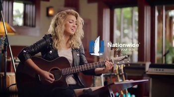 Nationwide Home Insurance TV Spot, 'Moving In' Featuring Tori Kelly