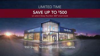 Sleep Number 360 Smart Bed TV Spot, 'Revolution in Sleep' - Thumbnail 10