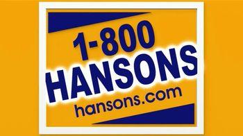 1-800-HANSONS TV Spot, 'Jingle' - Thumbnail 10