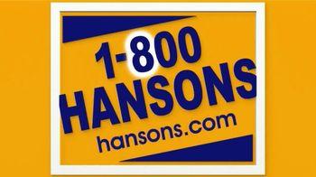 1-800-HANSONS TV Spot, 'Jingle' - Thumbnail 6