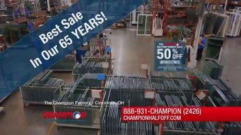 Champion Windows Factory Direct Sale TV Spot, 'No Middleman' - Thumbnail 3