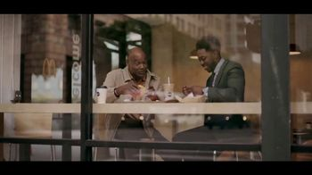 McDonald\'s TV Spot, \'Father and Son: Sausage Sandwiches and Sweet Tea\'