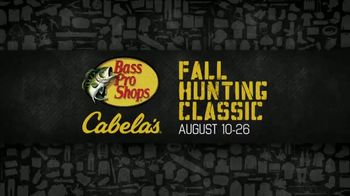 Bass Pro Shops Fall Hunting Classic TV Spot, 'Boots and Thermal Viewers' - Thumbnail 7