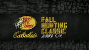 Bass Pro Shops Fall Hunting Classic TV Spot, 'Boots and Thermal Viewers' - Thumbnail 8