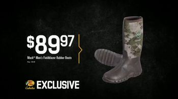 Bass Pro Shops Fall Hunting Classic TV Spot, 'Boots and Thermal Viewers'