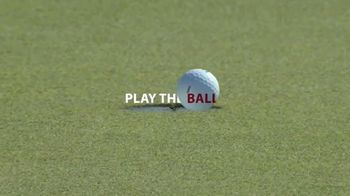 Bridgestone Golf TV Spot, 'Play the Ball' - Thumbnail 5