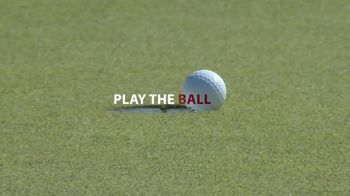 Bridgestone Golf TV Spot, 'Play the Ball' - Thumbnail 6