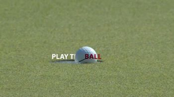 Bridgestone Golf TV Spot, 'Play the Ball' - Thumbnail 7