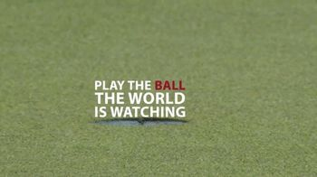 Bridgestone Golf TV Spot, 'Play the Ball' - Thumbnail 8