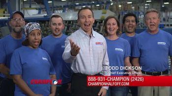 Champion Windows Factory Direct Sale TV Spot, 'Sunrooms'