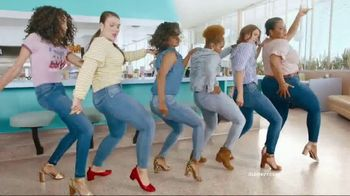 Old Navy 24/7 Denim TV Spot, 'Say Hi to 24/7 Denim for the Fam'