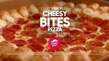 Pizza Hut Cheesy Bites Pizza TV Spot, 'USA Network: WWE' Feat. Titus O'Neil - Thumbnail 9