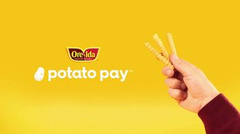 Ore Ida Golden Crinkles TV Spot, 'Potato Pay' - Thumbnail 4