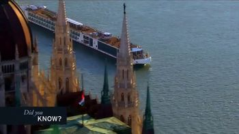 Viking Cruises TV Spot, 'Did You Know?' - Thumbnail 2