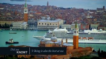 Viking Cruises TV Spot, 'Did You Know?' - Thumbnail 5