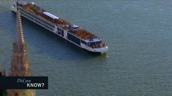 Viking Ocean Cruises TV Spot, 'Did You Know?'