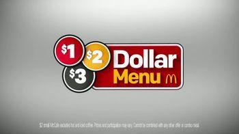 McDonald's $1 $2 $3 Menu TV Spot, 'Morning Favorites' - Thumbnail 10