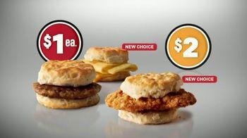 McDonald's $1 $2 $3 Menu TV Spot, 'Morning Favorites' - Thumbnail 3