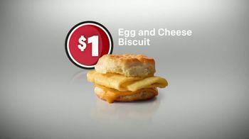 McDonald's $1 $2 $3 Menu TV Spot, 'Morning Favorites' - Thumbnail 4