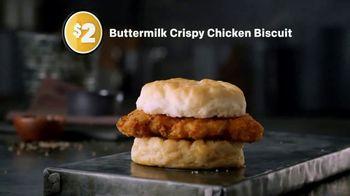 McDonald's $1 $2 $3 Menu TV Spot, 'Morning Favorites' - Thumbnail 7